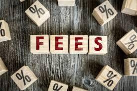 Letting agent fee calculator