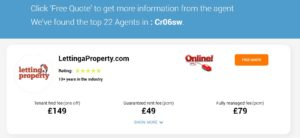 letting agent marketing