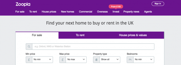 zoopla to help marketing