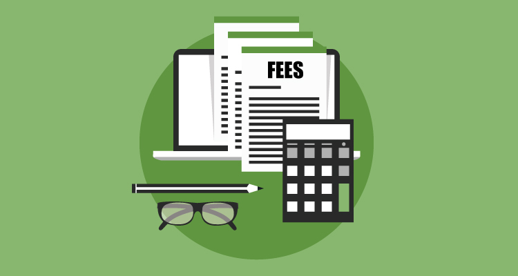 Estate agency fees