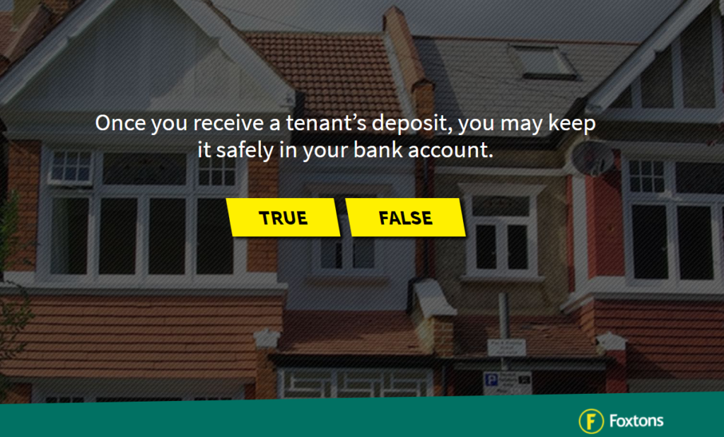 foxtons landlord quiz